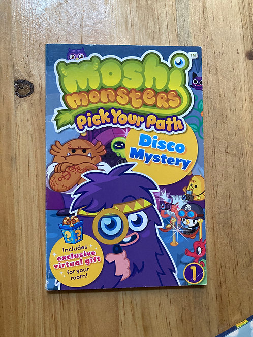 Mooshie Monsters: Disco Mystery