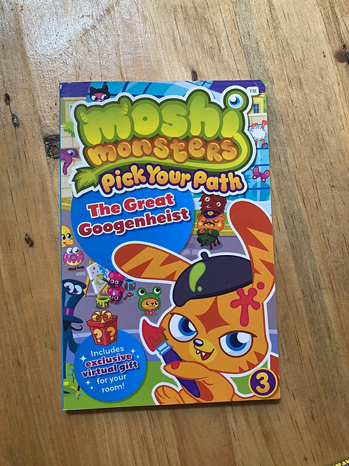 Mooshie Monsters: The Great Googenheist