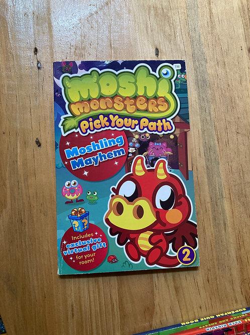 Mooshie Monsters: Moshling Mayhem