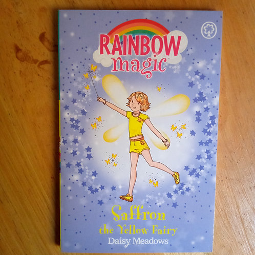 Rainbow Magic: Safran the Yellow Fairy