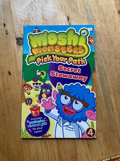 Mooshie Monsters: Secret Stowaway
