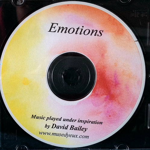 Emotions by David Bailey