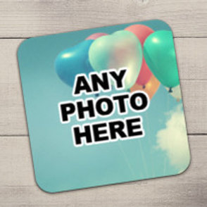 Photo Coaster - Photo Only