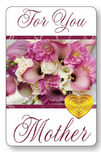 For You Mother - Prayer Leaflet