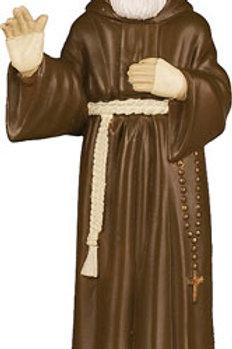Padre Pio Mini Statue