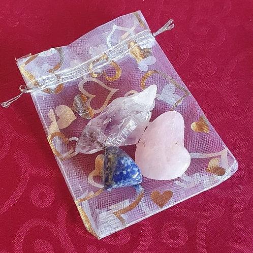 Better Sleep - Gemstone Healing Pack