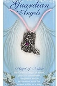Angel of Nature - Guardian Angel Necklace