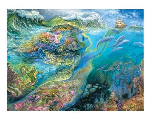 Spirit of the Ocean - Get Well Card