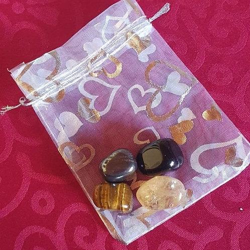 Courage  - Gemstone Healing Pack