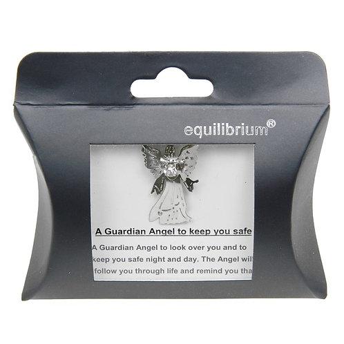 A Guardian Angel to keep you safe - Equilibrium Pin