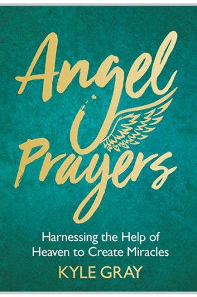 Angel Prayers - Book (Hardcover)
