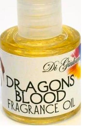 Dragon Blood Fragrance Oil