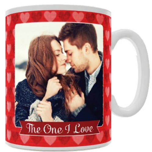 The One I Love - Ceramic Mug