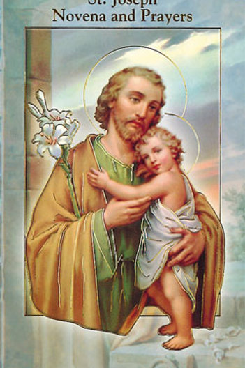 Saint Joseph - Novena & Prayers