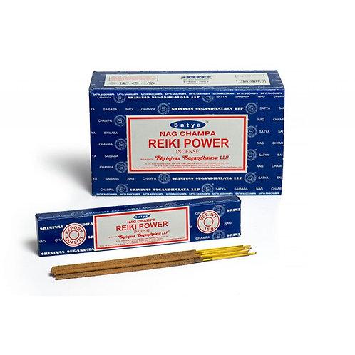 Reiki Power - Satya Incense Sticks