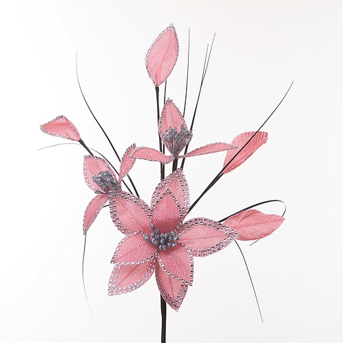 Pink Flower in Boxed Display