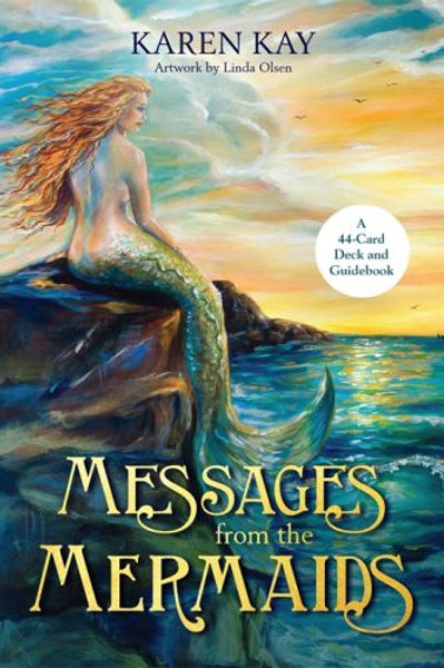 Messages from the Mermaids - Oracle Cards