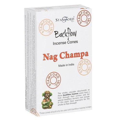Nag Champa - Stamford Backflow Cones