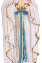 Our Lady of Lourdes Mini Statue