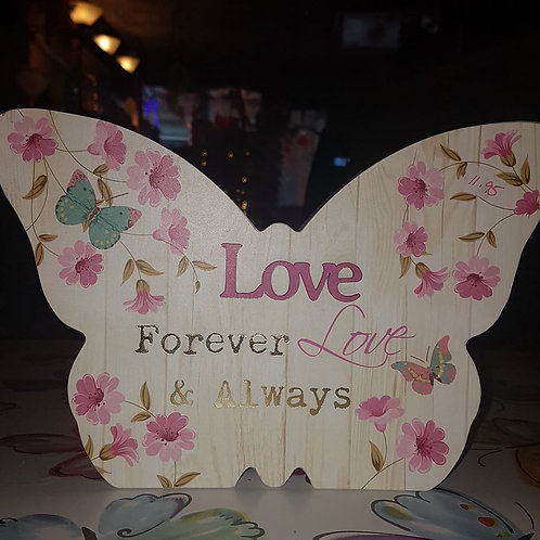 Love always Butterfly