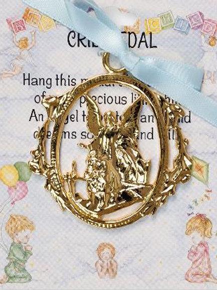 Baby Boy - Crib Medal