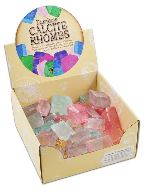 Calcite Rhombs - Crystal