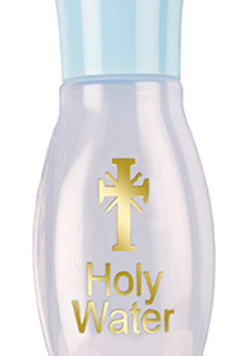 Holy Water Bottle (Gold) - 50ml