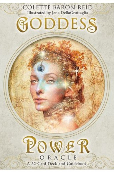 The Goddess Power - Oracle Cards