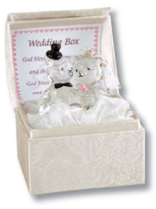 Wedding Box (Teddy) Blessings Box