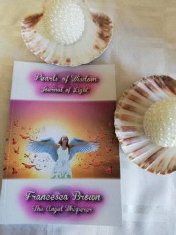 Pearls of Wisdom - Journal of Light (Francesca Brown)