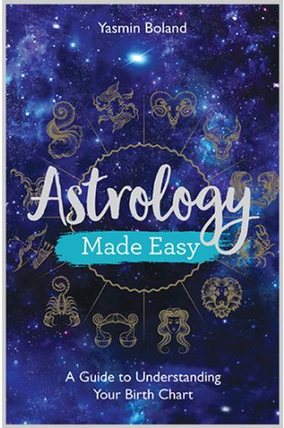 Astrology Made Easy - Book