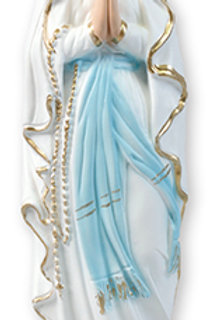 Our Lady of Lourdes - Statue