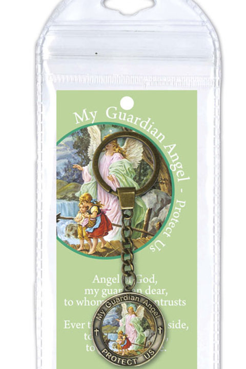 My Guardian Angel - Keyring and Wallet