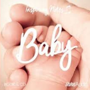 Baby - Inspirational Notes (Book&CD)