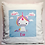 Thumbnail: Unicorn Cushion - (NAME ONLY)
