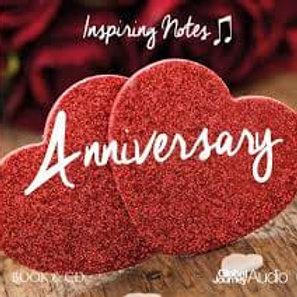 Anniversary - Inspirational Notes (Book&CD)