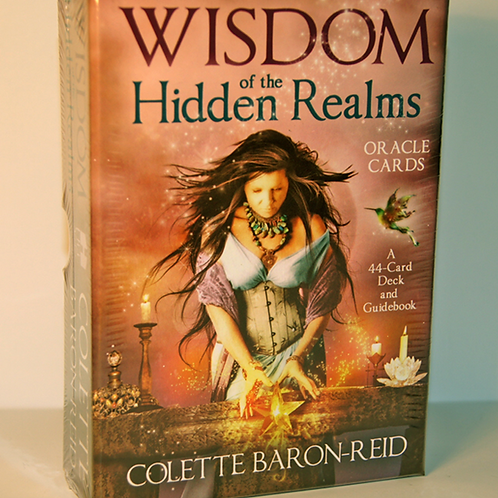 Wisdom of the hidden Realms - Oracle Cards