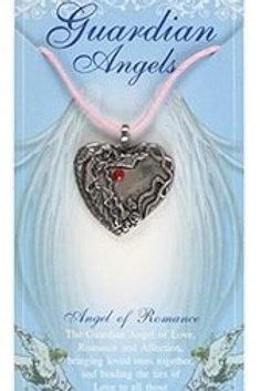 Angel of Romance - Guardian Angel Necklace