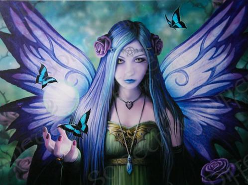 Large Mystic Aura - Wall Plaque