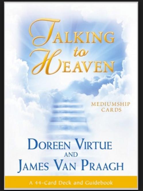 Talking to Heaven  Mediumship - Oracle  Cards