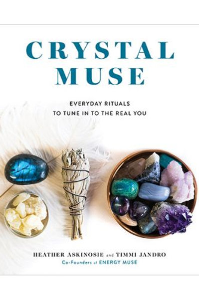 Crystal Muse - Book