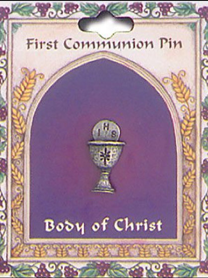 First Holy Communion Pin - Chalice