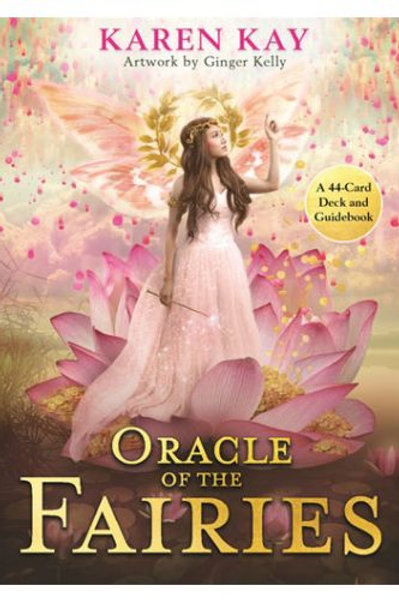 Oracle of the Fairies - Oracle Cards