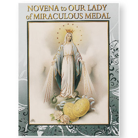 Our Lady Of Miraculous Medal - Novena