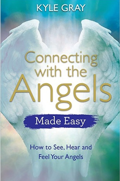 Connecting With The Angels Made Easy - Paperback