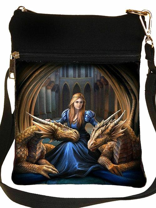 Dragon Companions Shoulder Bag