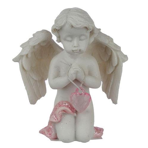 Peace of Heaven Memory of the Heart Cherub Figurine