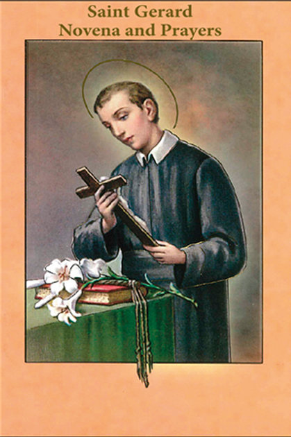 Saint Gerard - Novena & Prayers