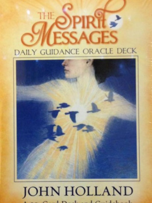 The Spirit Messages - Oracle Cards