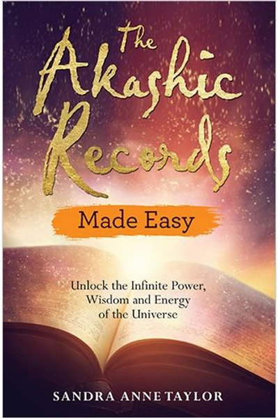 Akashic Records Made Easy - Book
